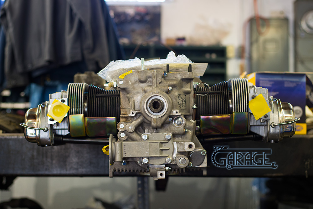 The garage petaluma air cooled engine rebuild for Mercedes benz repair santa rosa